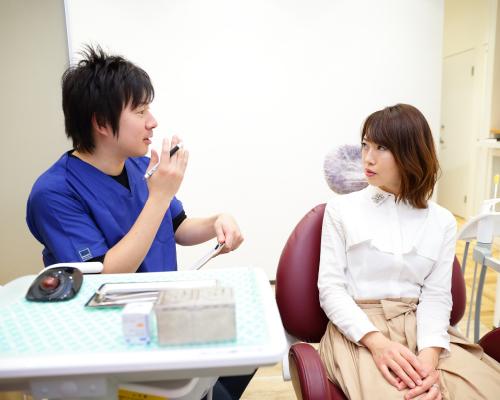口腔外科(親知らずの抜歯)